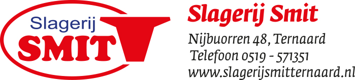 Logo Slagerij Smit Ternaard